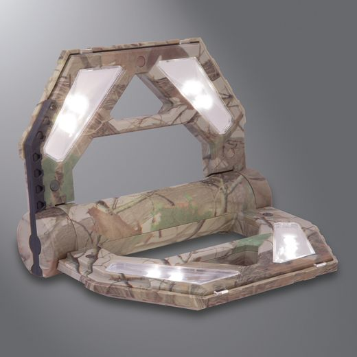 Utility,LED140C,MIGHT D LIGHT, RECHG WORKLIGHT, GRN CAMO