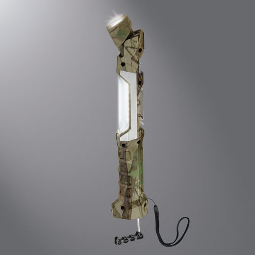 Utility,LED150C,MIGHT D LIGHT, RECHG STICKLIGHT,GRN CAMO