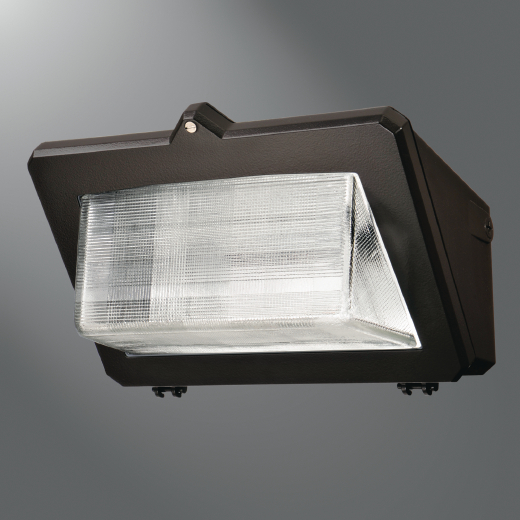 Lumark Outdoor,WPL6B,46W LED 120-277 6B GLASS BRONZE STOCK