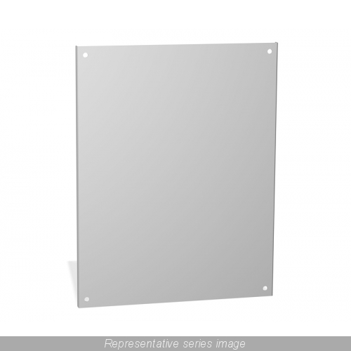 18A2721 HAMMOND ALUM PANEL FOR WALLMT 30X24
