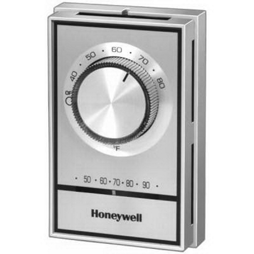 Honeywell,T498B1512,North® by Honeywell T498B1512 Electric Heat Thermostat, DPST Micro Switch