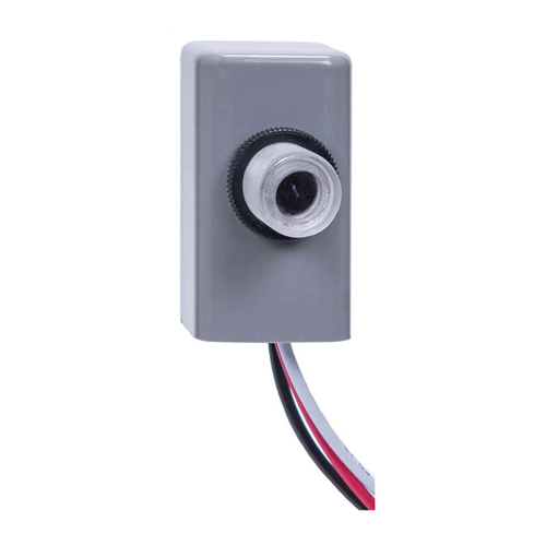 INT EK4036S LED Electronic Photo Control - Button Style