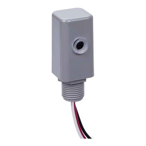 INT EK4136S LED ELECTRONIC PHOTO CONTROL STEM MOUNT 105-305VAC