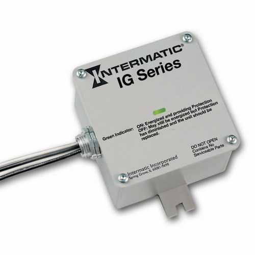 INT IG1200RC3 120/240 VAC SINGLE PHASE RESIDENIAL HARD WIRED NEMA 3R SURGE ARRESTOR