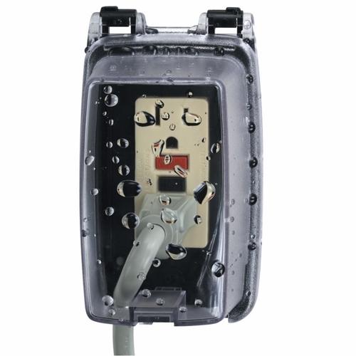 Intermatic Wp1000c Weatherproof Cover 1 Gang 2 1 4 Inch Depth