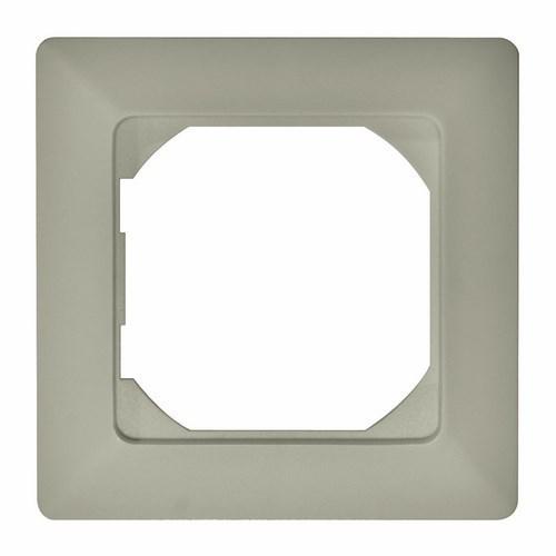 UWZ 48 Bezel, 72 x 72mm, Gray