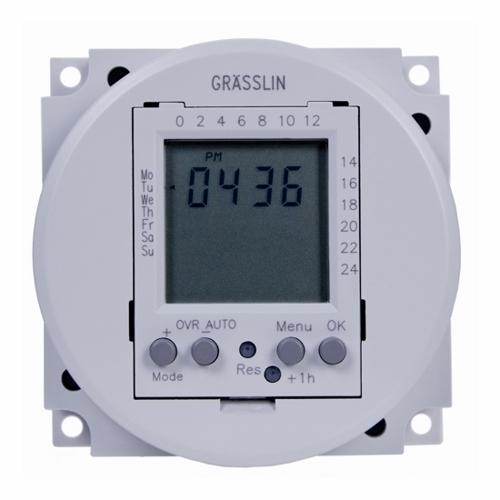 Intermatic FM1D20-120U Electronic Timer 24 Hour,120V