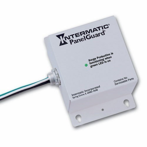 Intermatic IG3240RC3 NEMA 3R Plastic Housing 120/240 VAC 1-Phase Surge Protective Device