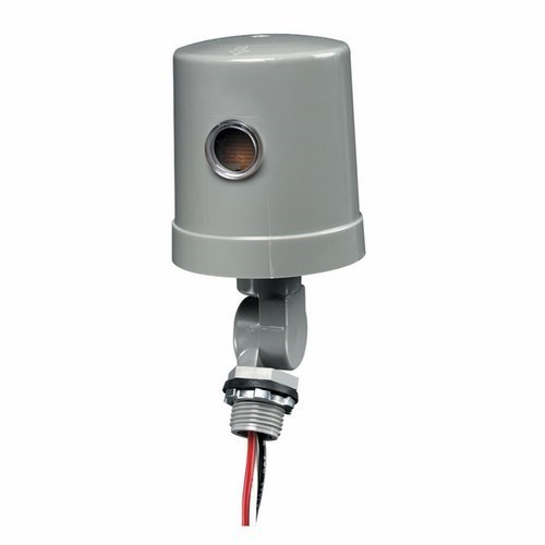 Intermatic K1121 105 to 130 VAC 50/60 Hz 1800 W Adjustable Stem/Locking Mount Relay Type Photocontrol