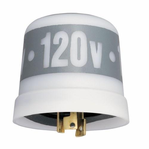 Intermatic LC4521LA 120 VAC 50/60 Hz 1800 W Twist-Lock Thermal Photocontrol with Surge Arrestor