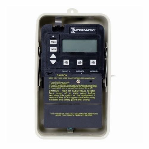 INT-MAT PE153 3 CIR TMR,MTL CASE