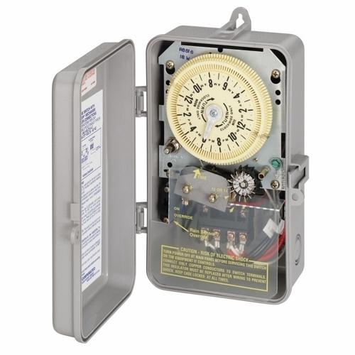 NEMA 3R - Plastic Case 250 V DPST 25 Amp