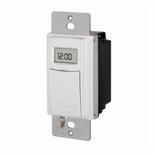 INT-MAT ST01 7-Day Digital Programmable Wall Switch Timer with Astro Feature.