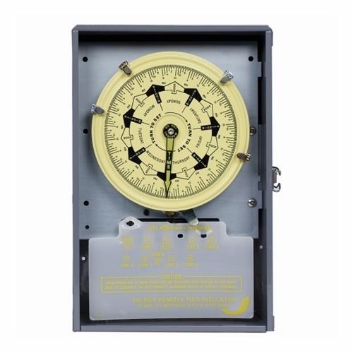 VARIABLE TIMR 208-277V 4PST SEP CLOCK