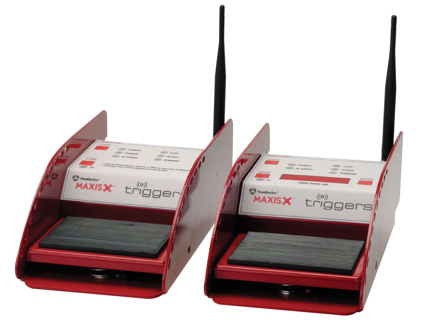 MAX MAXIS TRIGGERS TR01 MAXIS WIRELESS FOOTSWITCH SET