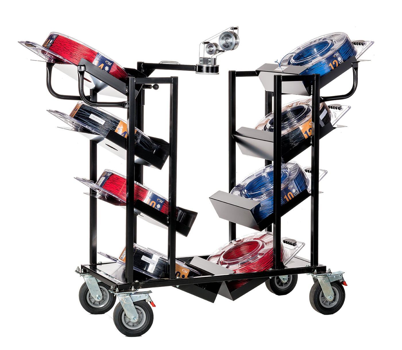Tools Wire Carts | Dominion Electric