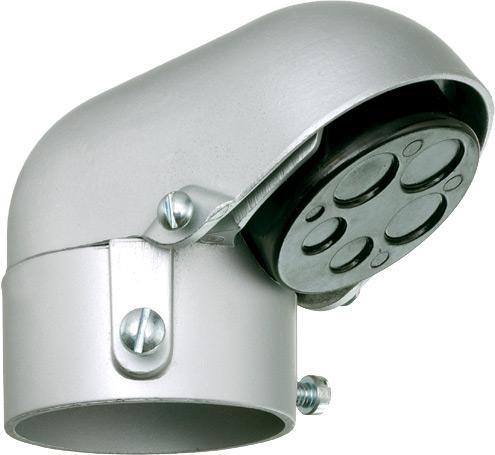 ARL 129 6.51 X 4.02IN SET SCREW REDUCER ENTRANCE CAP WEATHERHEAD