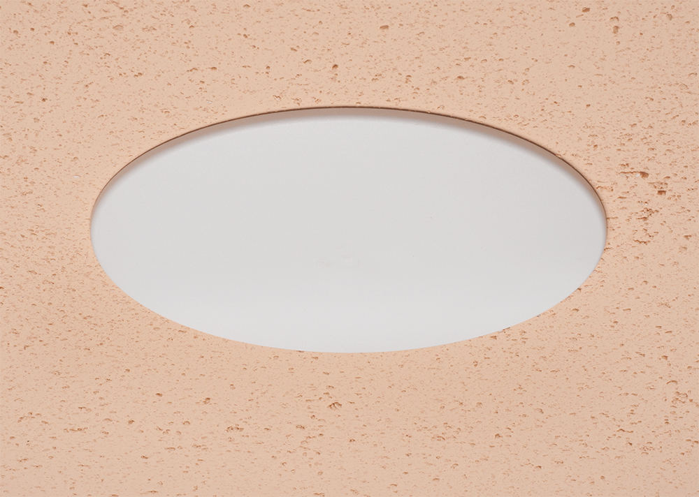 """9"""" COVER PLATE WHITE"""