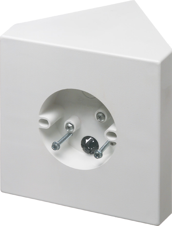 ARL FB900 8.00 X 6.36IN SCREW FAN AND FIXTURE MOUNTING BOX