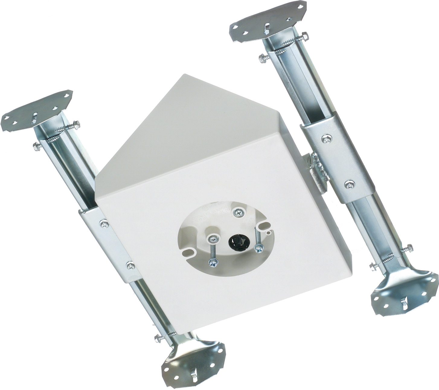 ARL FBX900 8.00 X 6.36IN SCREW FAN AND FIXTURE MOUNTING BOX