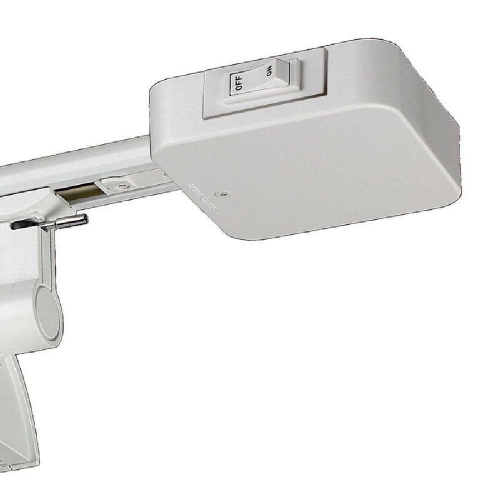 Track Lighting,PLD600WH,POWERTRIP NEW DESIGN, PLUG-IN BREAKER,