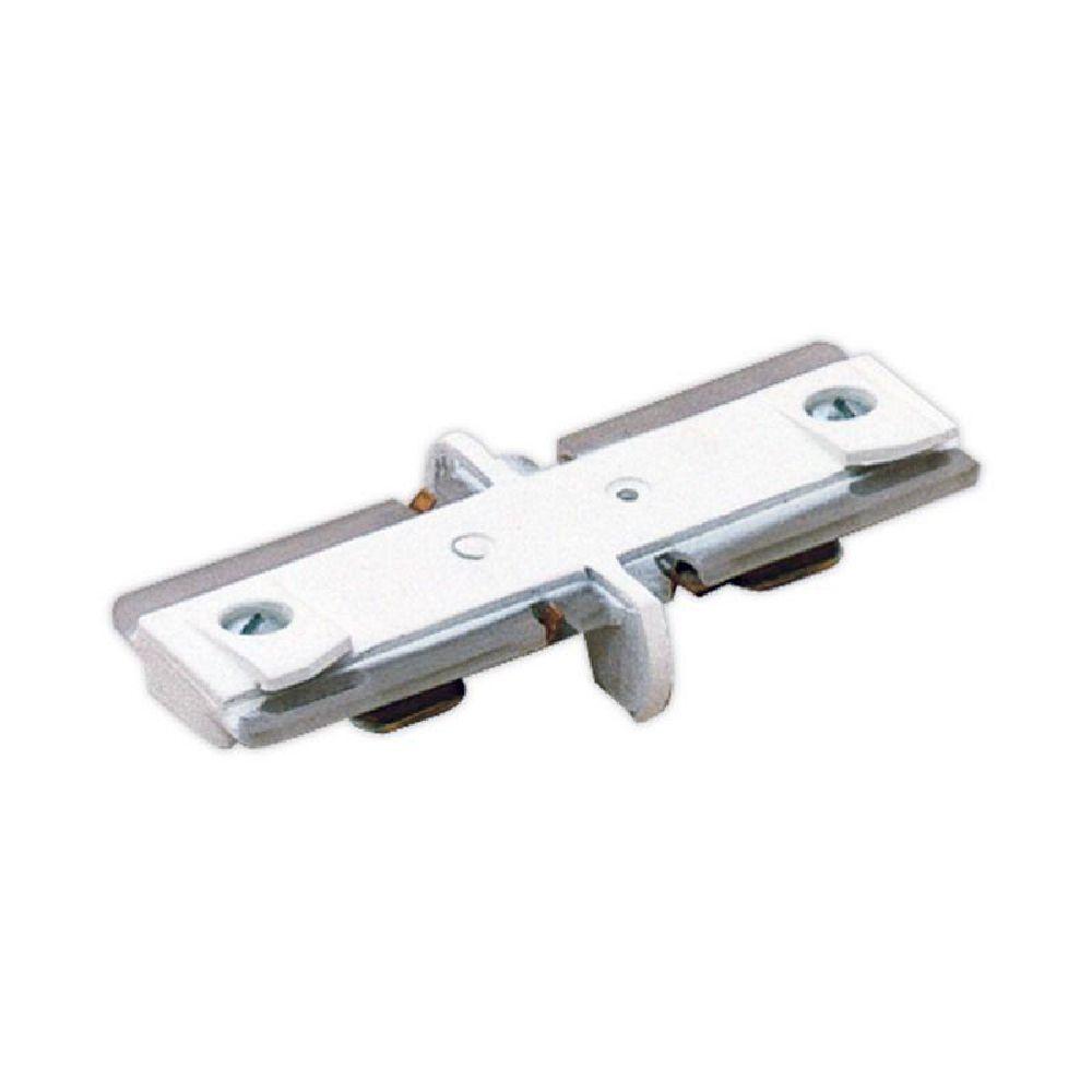 LIG6049NWH BASIC MINI COUPLER WH TRACK, LIGHTOLIER