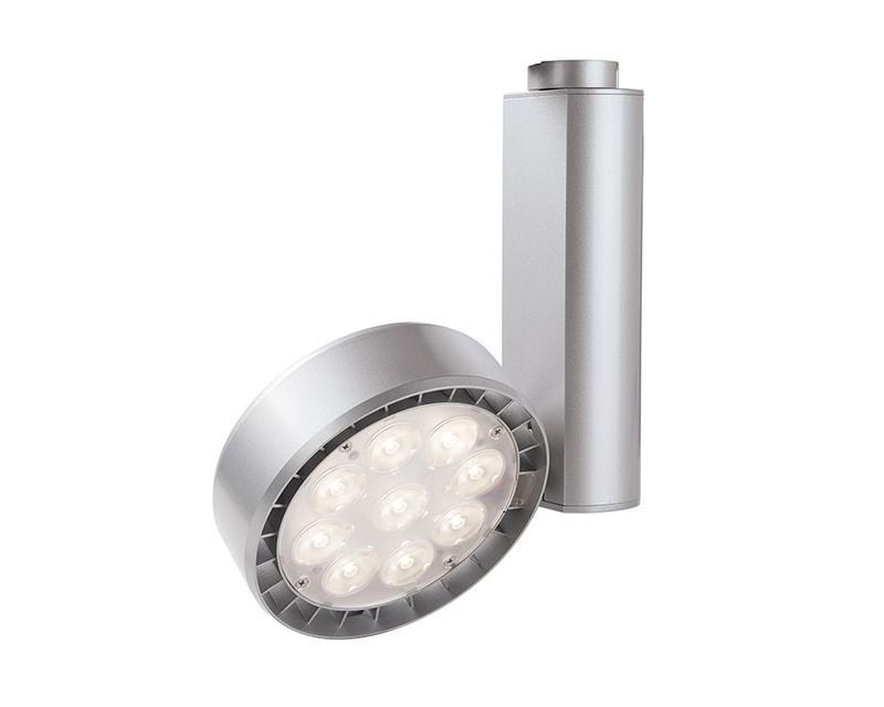 Lightolier Llab130rfwhva Lytespan Spot Track Lighting Led