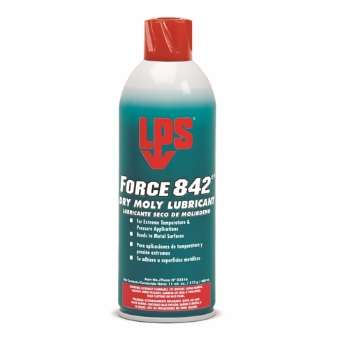 LPS 02516 11-OZ DRY LUBRICANT