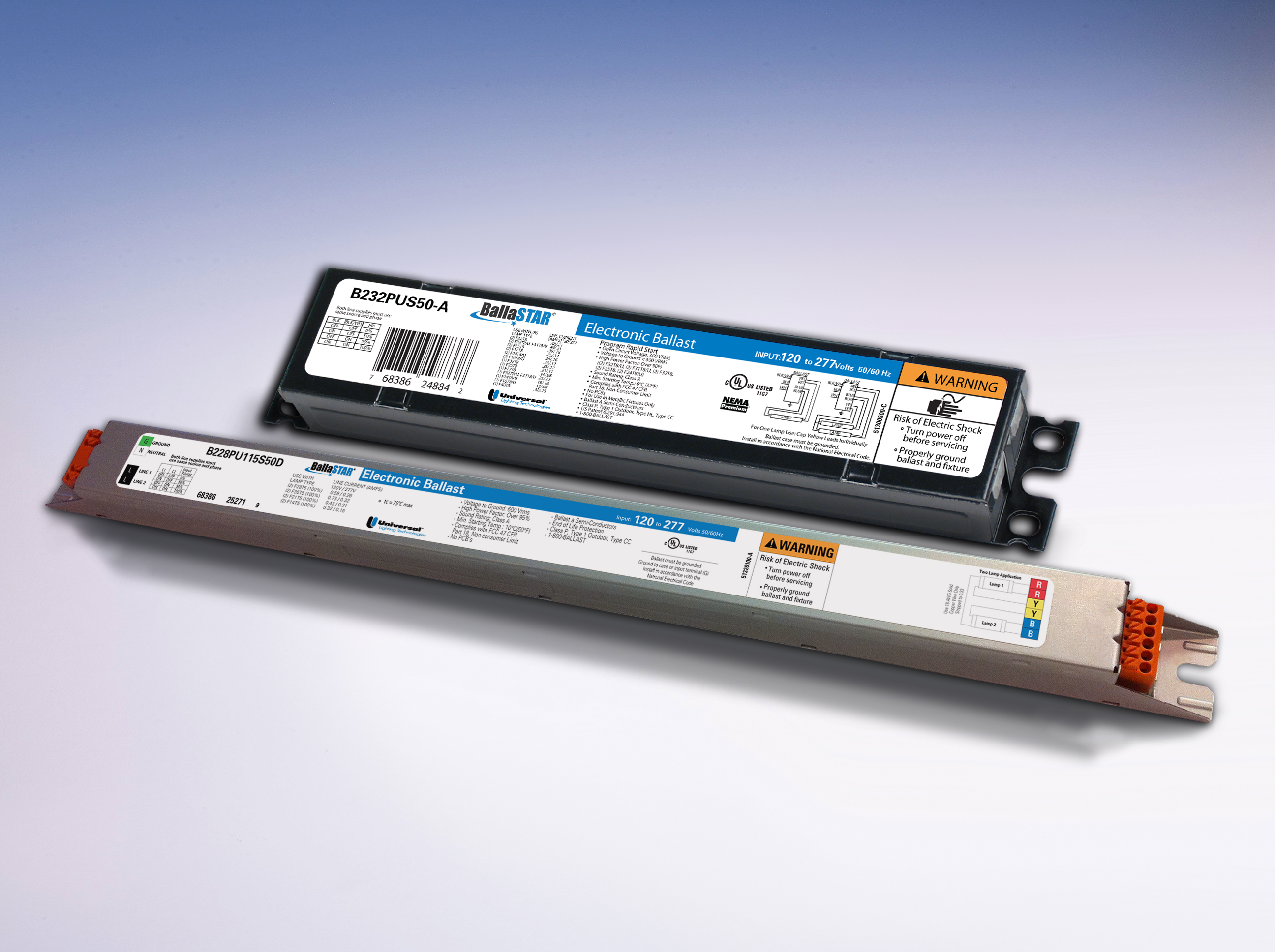 Universal™ B228PU95S50D001C