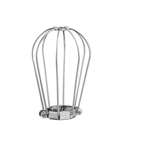 Appleton Group 21002100A 1-1/2 Inch 100 W Steel Wire Lamp Guard with Reflector