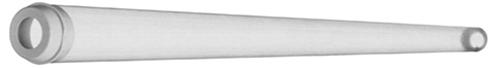 MCG 2263 96T12 TUBE GUARD W/CAPS CS=24 (EXTRA END CAPS AVAIL.AS 2265)