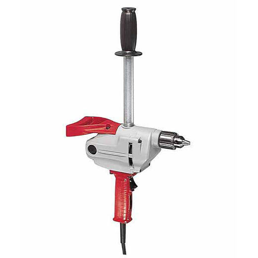 "Milwaukee 1610-1 1/2"" Compact Drill 650 RPM"