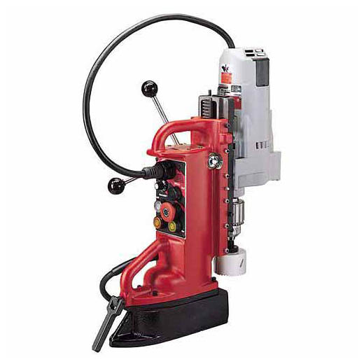 "Milwaukee 4206-1 Adjustable Position Electromagnetic Drill Press with 3/4"" Motor"