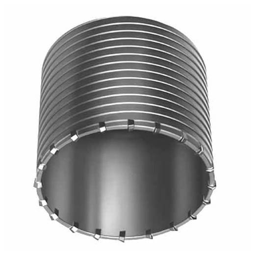 Milwaukee 48-20-5155 SDS-Max and Spline Thick Wall Carbide Tipped Core Bit 4""