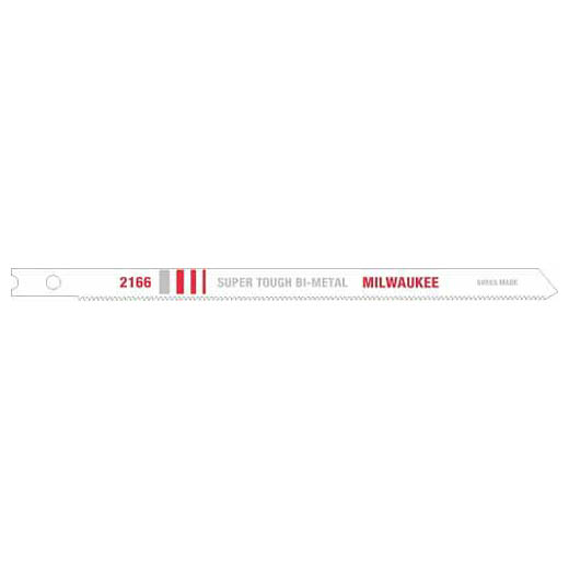 "Milwaukee 48-42-2166 5"" 24 TPI Bi-Metal Jig Saw Blades (5 Pack)"