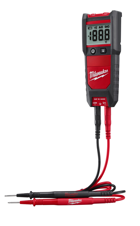 Milwaukee 2212-20 Auto Voltage/Continuity Tester Set