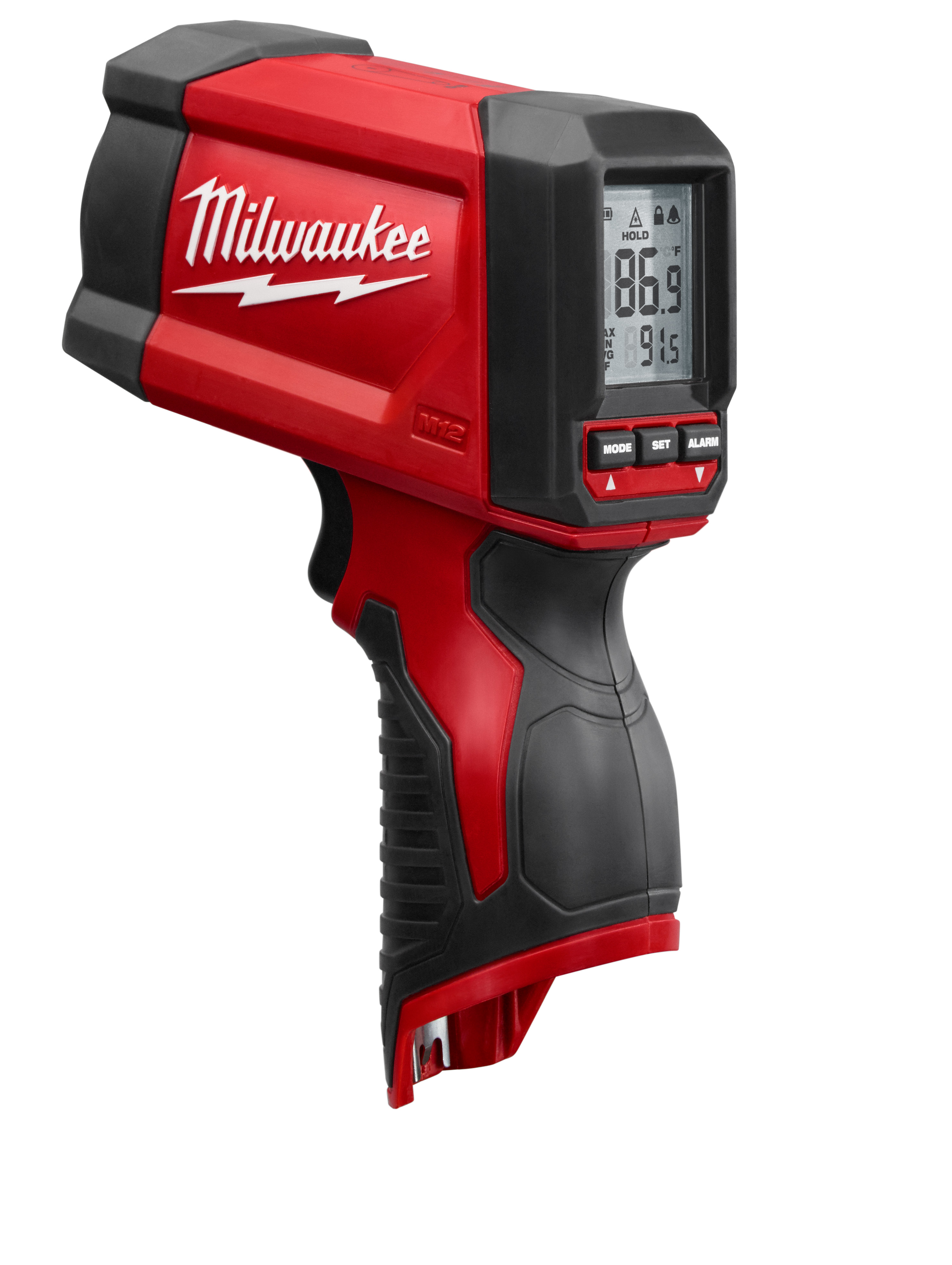 Milwaukee 2278-20 M12™ 12:1 Infrared Temp-Gun