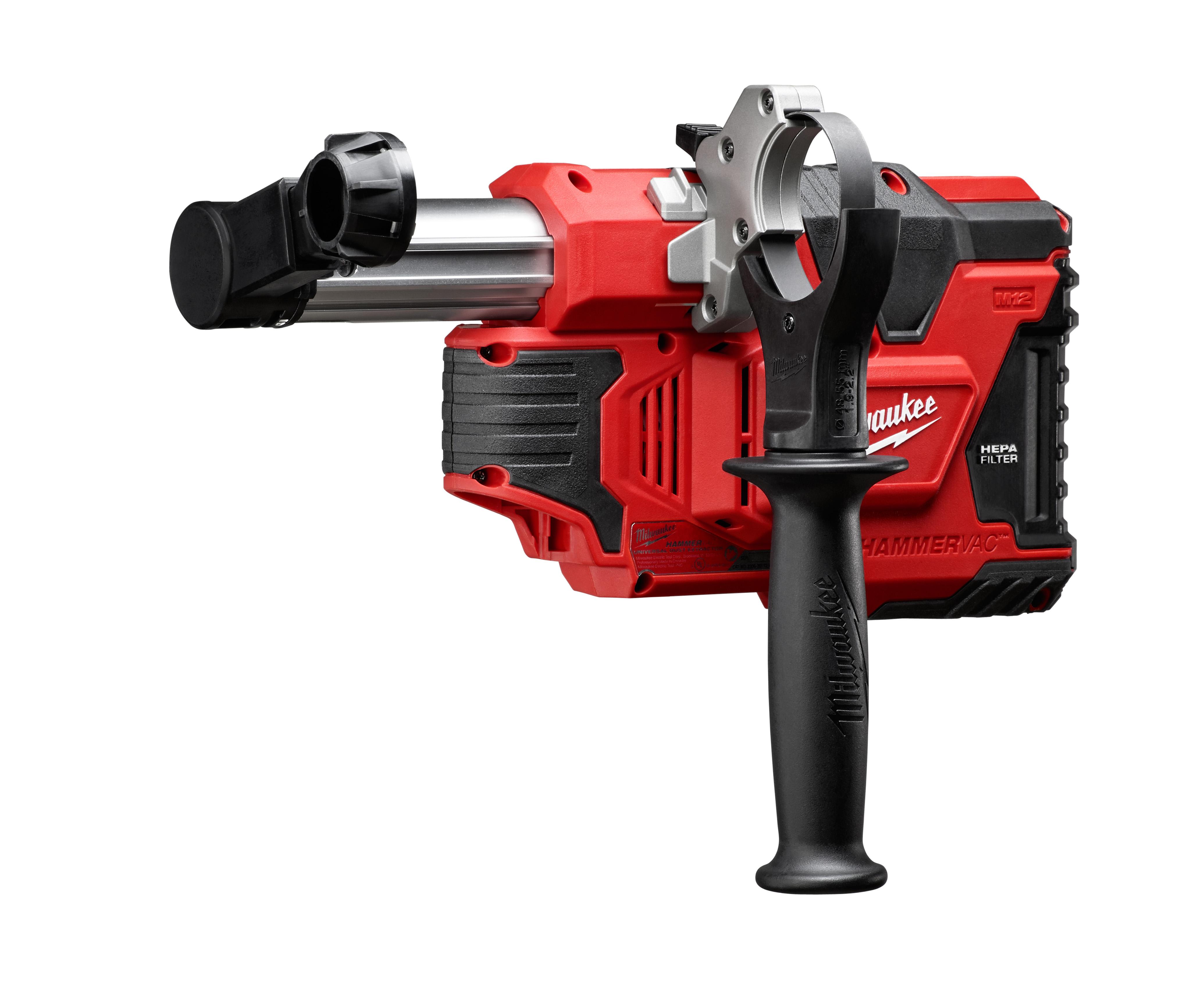 Milwaukee 2306-20 M12™ HAMMERVAC™ Dust Extractor