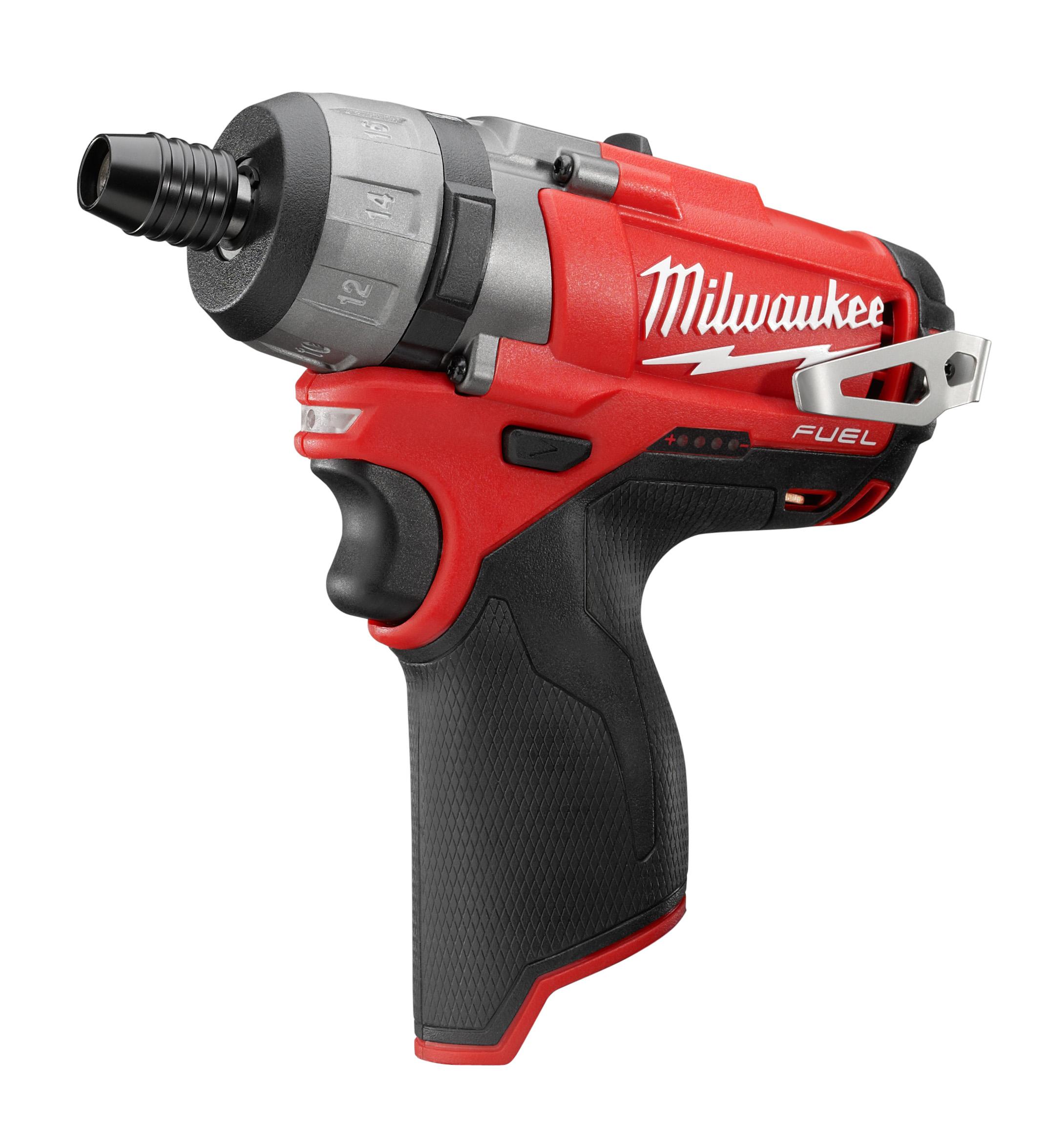 Milwaukee 2402-20 M12™ FUEL™ 2SPD Screwdriver Bare