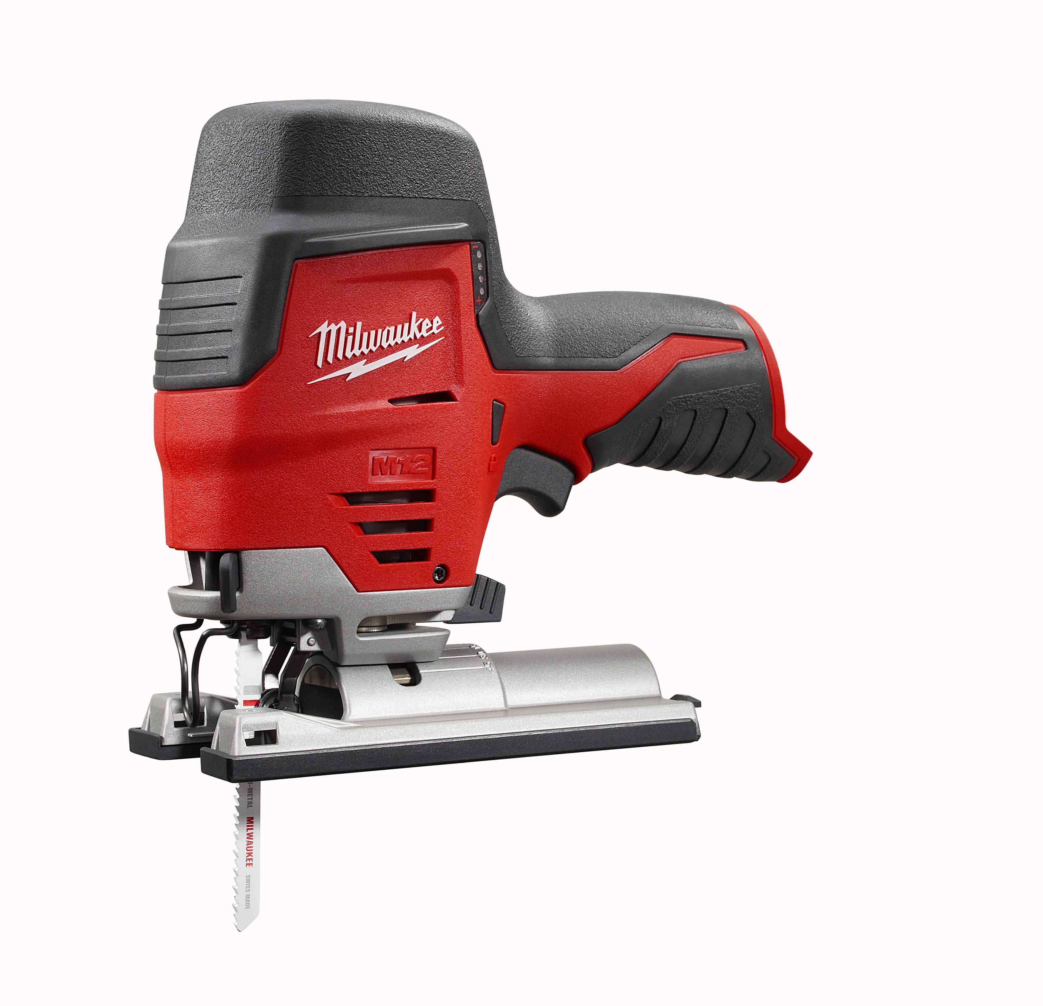 Milwaukee 2445-20 M12™ Cordless High Performance Jig Saw - Bare Tool