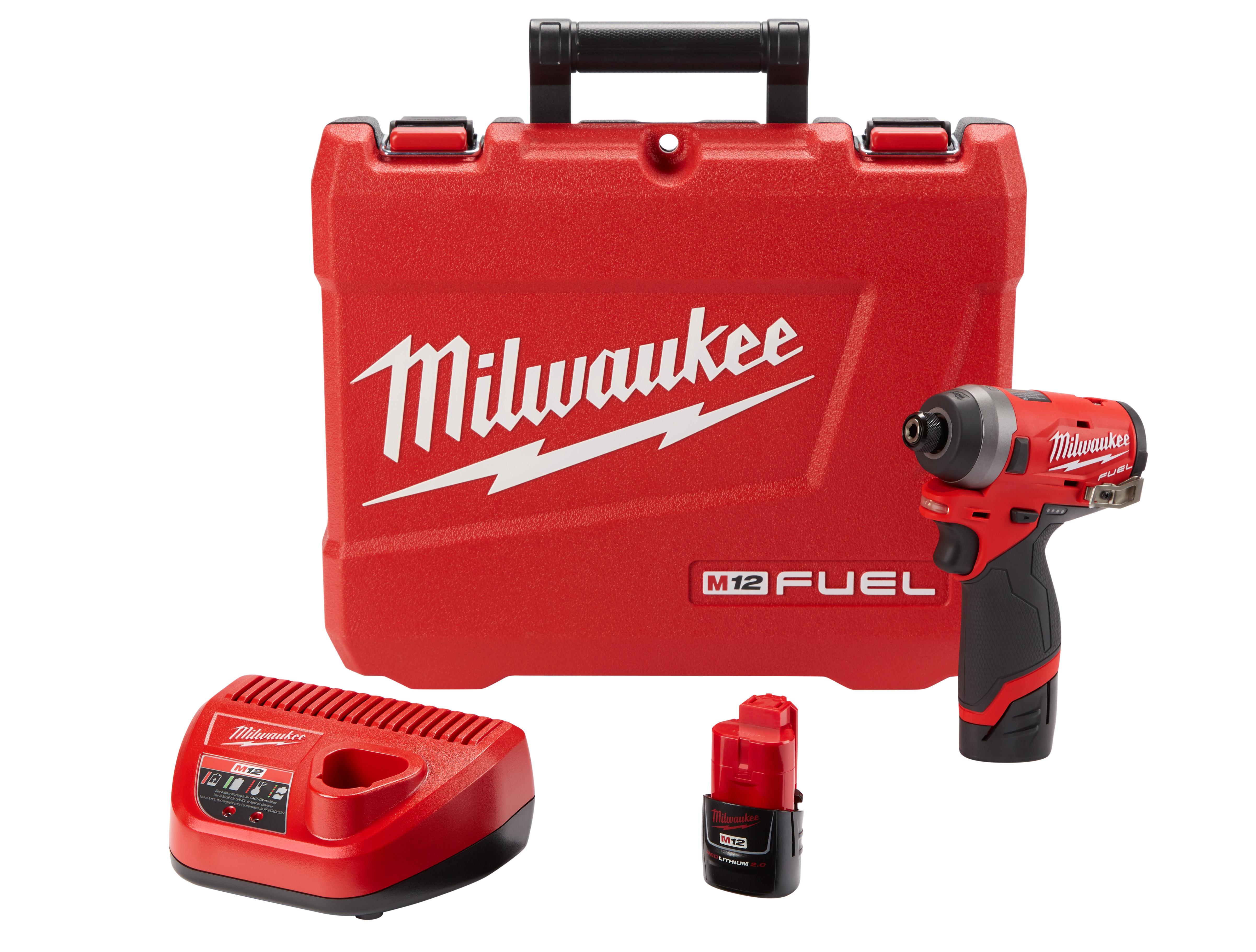 2553-22 MILWAUKE HEX MPCT DRIVER KIT