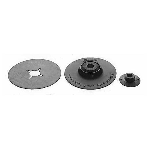 MILW 49-36-3455 4-1/2 BACK PAD KIT