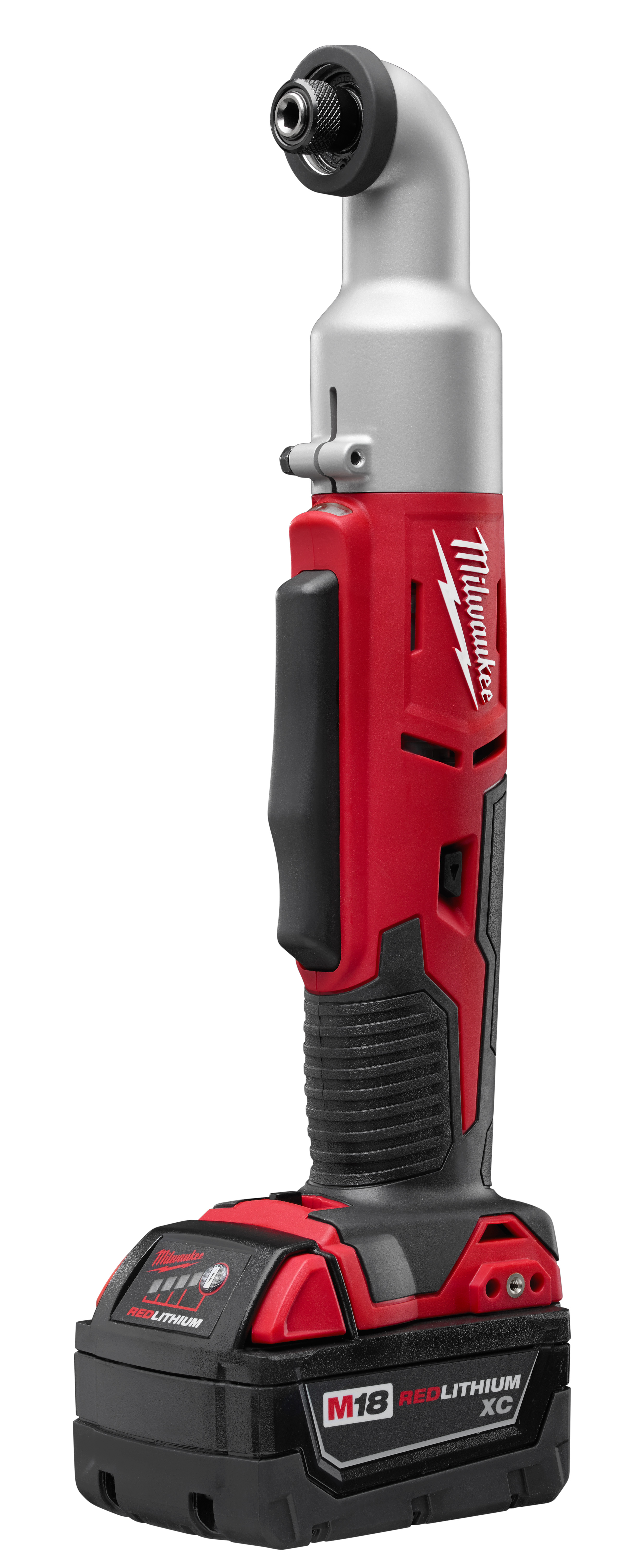 "Milwaukee 2667-22 M18™ 2-Speed 1/4"" Right Angle Impact Driver - 2XC Kit"