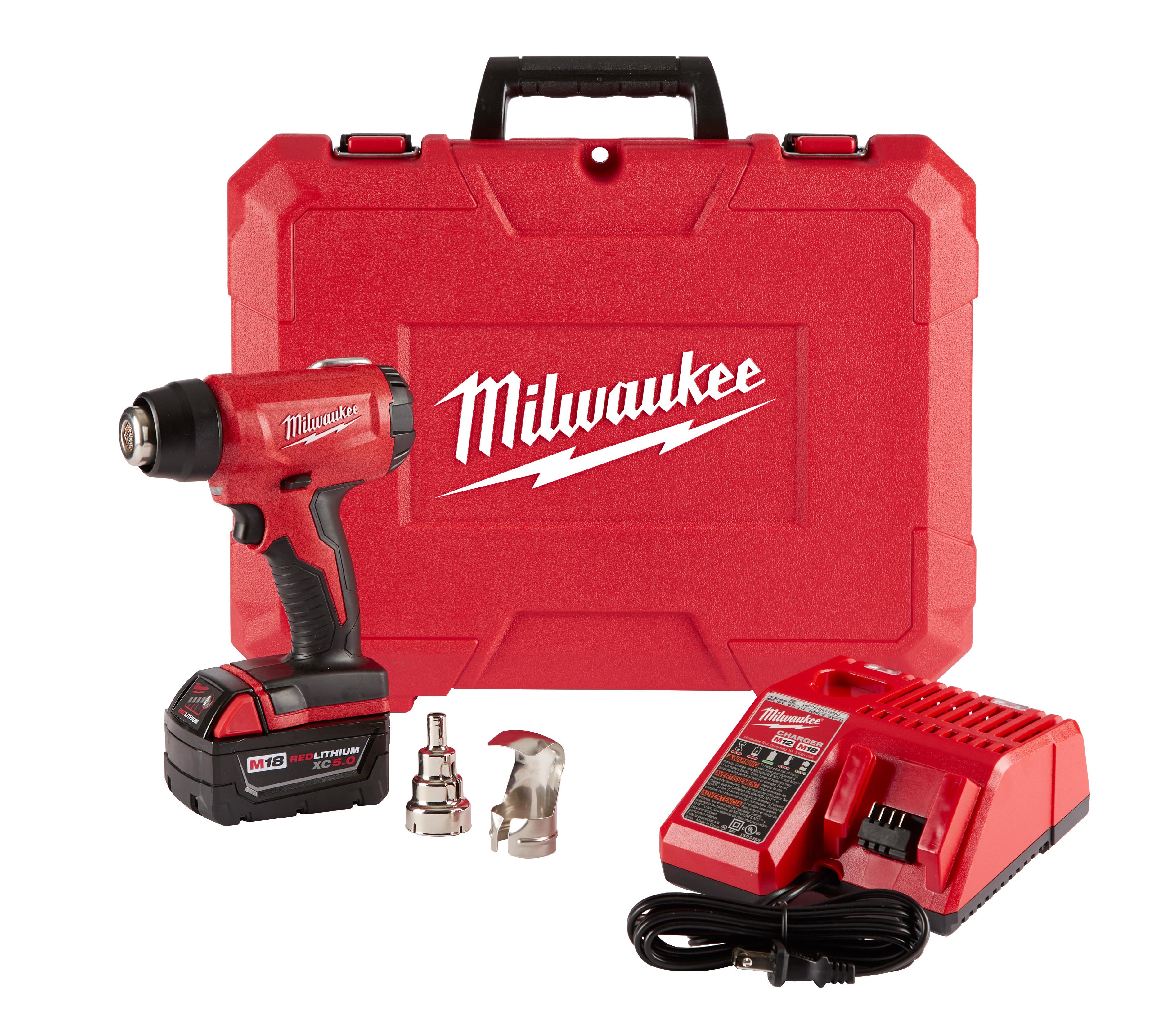 Milwaukee 2688-21 M18™ Compact Heat Gun (Kit)