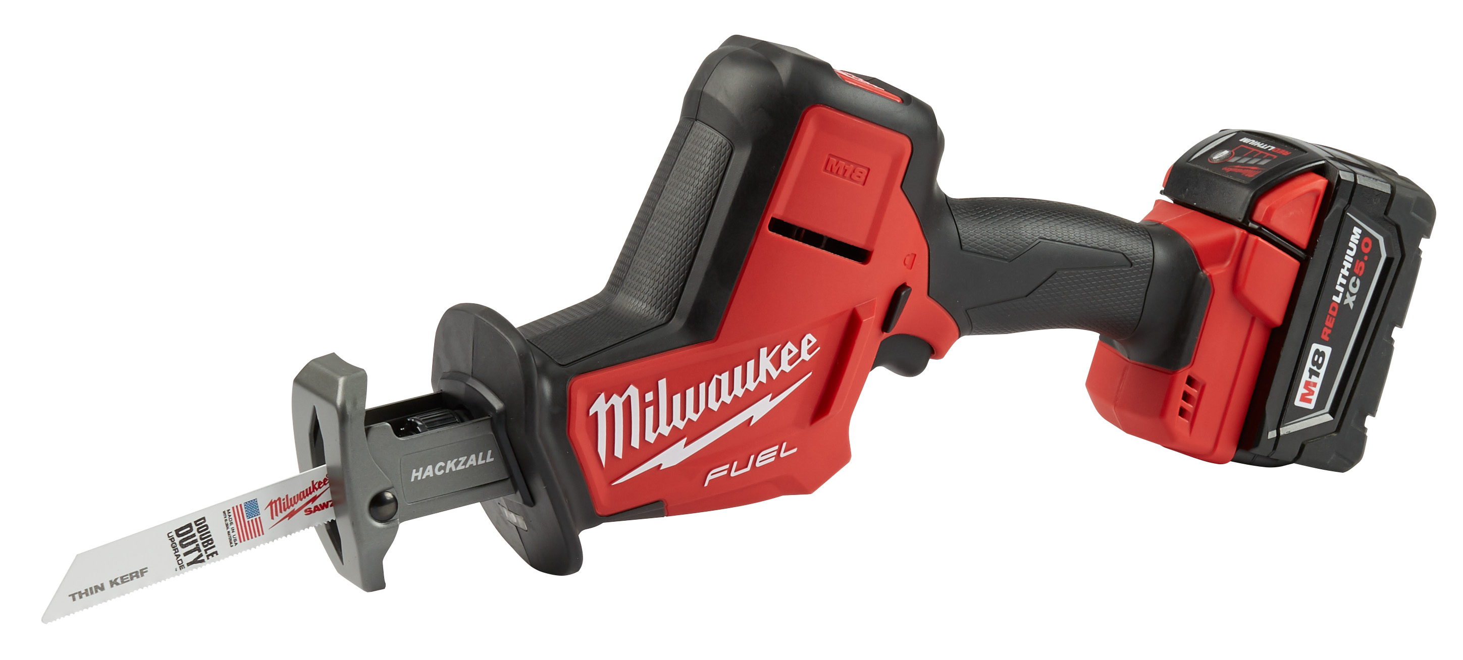 Milwaukee 2719-21 M18 FUEL™ HACKZALL® Reciprocating Saw Kit