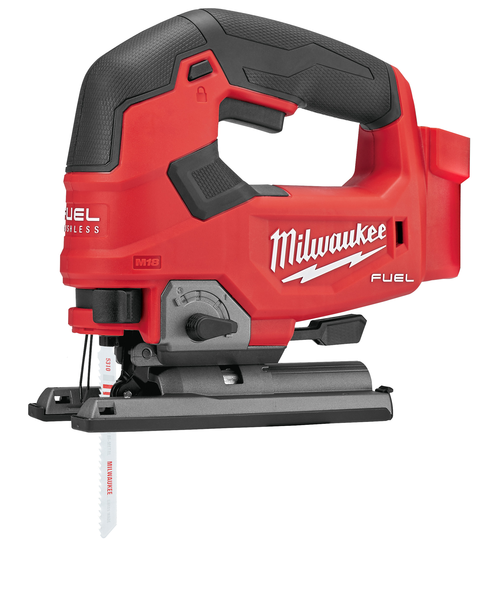 Milwaukee 2737-20 M18™ FUEL™ D-handle Jig Saw (Bare)