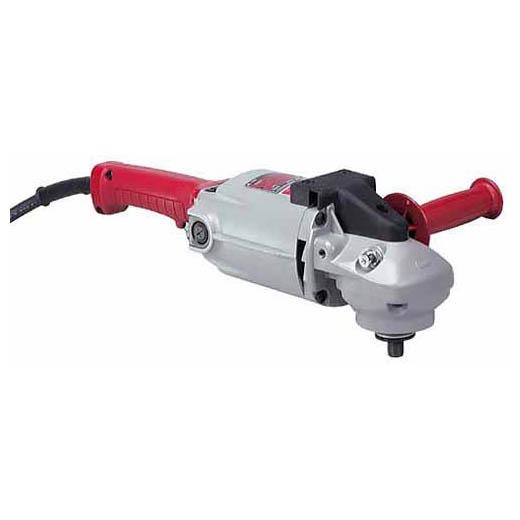 "Milwaukee 6066-6 3.5 Max HP, 7""/ 9"" Sander, 6000 RPM"