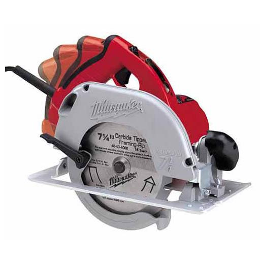 """Milwaukee 6390-21 Tilt-Lok™ 7-1/4"""" Circular Saw with Case"""