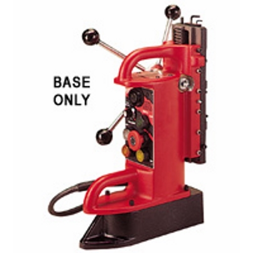 Milwaukee 4202 Electromagnetic Drill Press Base, Fixed Position