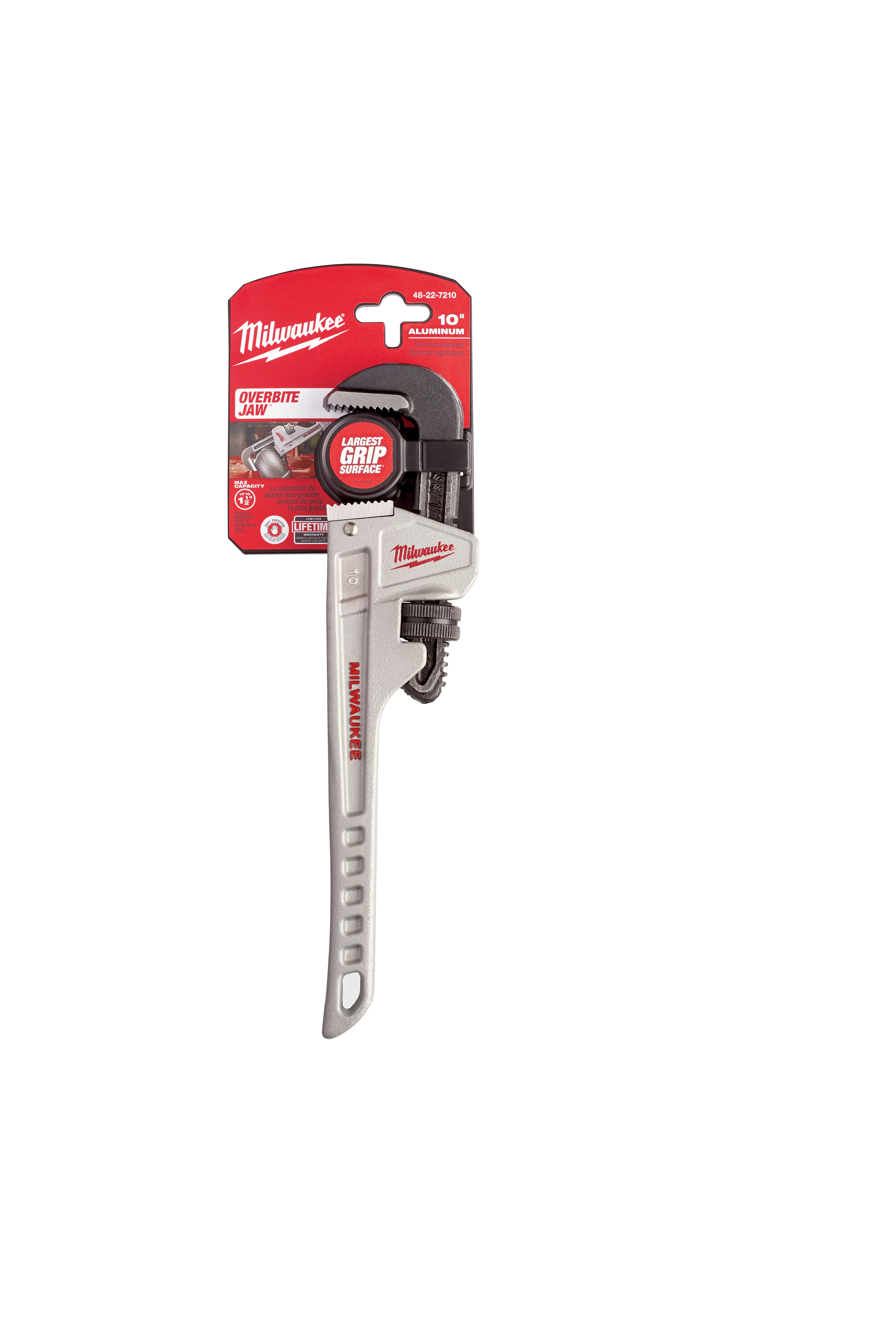 """10"""" AL PIPE WRENCH"""
